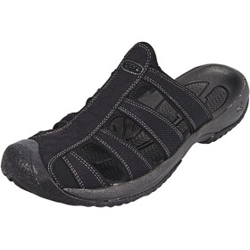 Keen Aruba II Sandals Men Black/Gargoyle